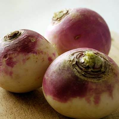 Vegetable to sow in June - Turnips