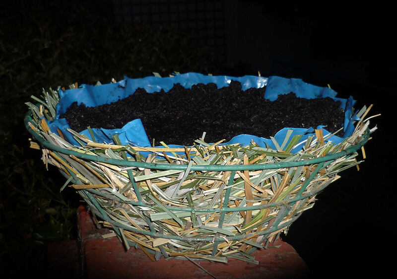 Eco Hanging Basket Liner