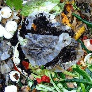 Quick & easy composting